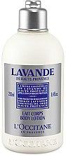 "Parfüm, Parfüméria, kozmetikum Testápoló tej ""Levendula"" - L'Occitane Lavande Lait Corps Body Lotion"