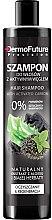 Parfüm, Parfüméria, kozmetikum Sampon aktív szénnel - DermoFuture Hair Shampoo With Activated Carbon