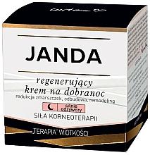 Parfüm, Parfüméria, kozmetikum Regeneráló arckrém, éjszakai - Janda Strong Regeneration Good Night Cream