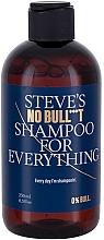 Parfüm, Parfüméria, kozmetikum Férfi sampon - Steve?s No Bull***t Shampoo for Everything
