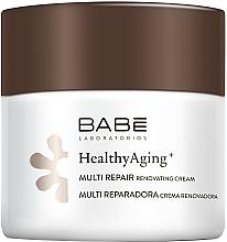 Parfüm, Parfüméria, kozmetikum Éjszakai multi-helyreállító krém anti-age komplexummal - Babe Laboratorios Healthy Aging Multi Repair Renovating Cream