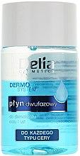 Parfüm, Parfüméria, kozmetikum Kétfázisú sminkeltávolító folyadék - Delia Dermo System The Two-phase Liquid Makeup Remover