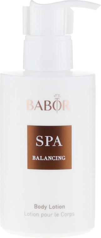 Testápoló lotion - Babor Balancing Body Lotion — fotó N2