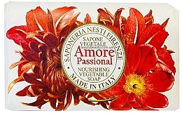 Parfüm, Parfüméria, kozmetikum Mandula, narancs és vanília illatú szappan - Nesti Dante Amore Passional Nourishing Vegetable Soap