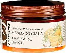 """Parfüm, Parfüméria, kozmetikum Hidratáló és regeneráló testápoló olaj """"Trópusi gyümölcs"""" - Bosphaera"""