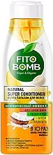 """Parfüm, Parfüméria, kozmetikum Hajbalzsam """"Mangó-kókusz"""" - Fito Kozmetikum Fito Bomb Natural Super Conditioner"""