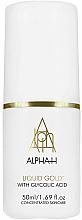 Parfüm, Parfüméria, kozmetikum Arcszérum glikolsavval - Alpha-H Liquid Gold Face Firming & Brightening Serum