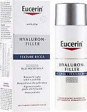 Parfüm, Parfüméria, kozmetikum Hidratáló éjszakai krém - Eucerin Hyal-Urea Night Creme