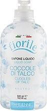 Parfüm, Parfüméria, kozmetikum Folyékony szappan - Parisienne Italia Fiorile Cuddles Of Talc Liquid Soap