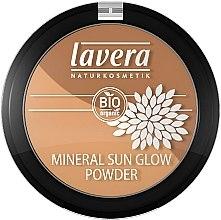 Parfüm, Parfüméria, kozmetikum Ásványi púder - Lavera Mineral Sun Glow Powder