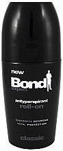 Parfüm, Parfüméria, kozmetikum Golyós izzadásgátló Classic - Bond Expert Deodorant Antyperspirant Roll-On
