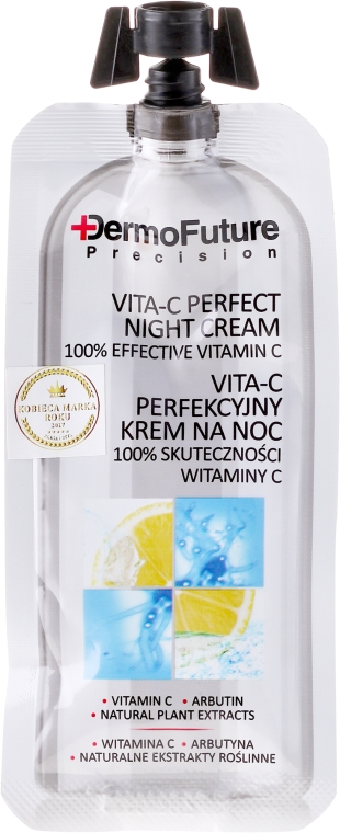 Éjszakai arckrém - Dermofuture Vita-C Perfect Night Cream